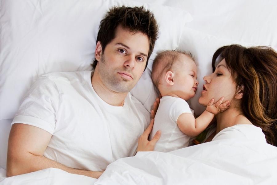 szex szülés után